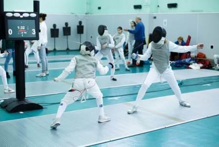 Чемпионат и первенство ПФО по фехтованию на саблях