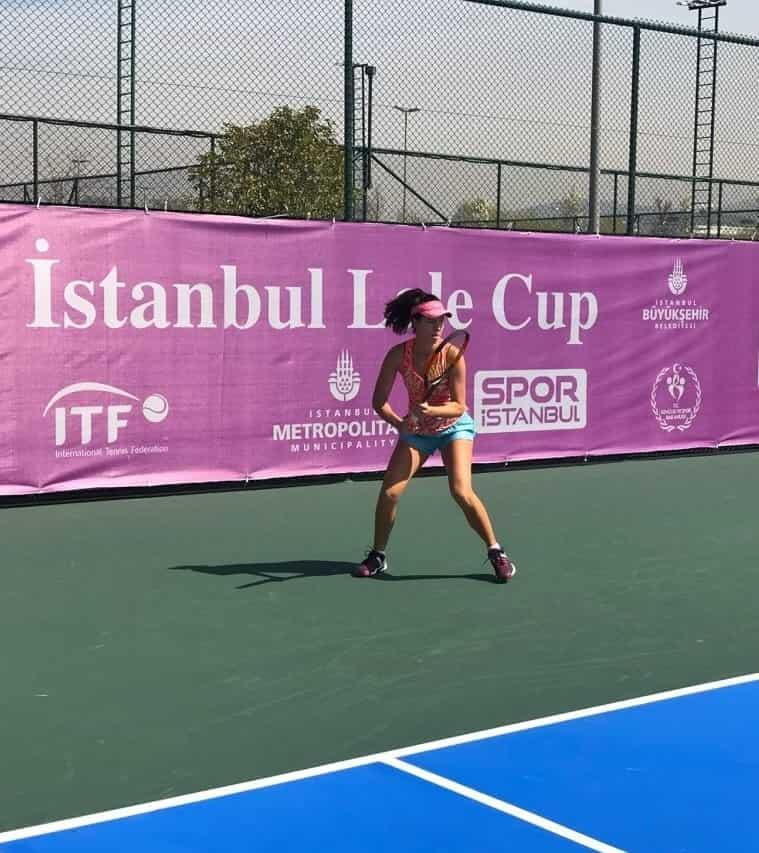 Международный турнир серии ITF «ISTANBUL LALE CUP» по теннису