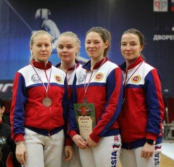 Кубок России по фехтованию