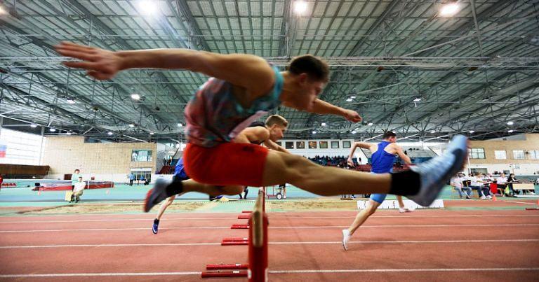 Первенство России среди юниоров до 20 лет по лёгкой атлетике