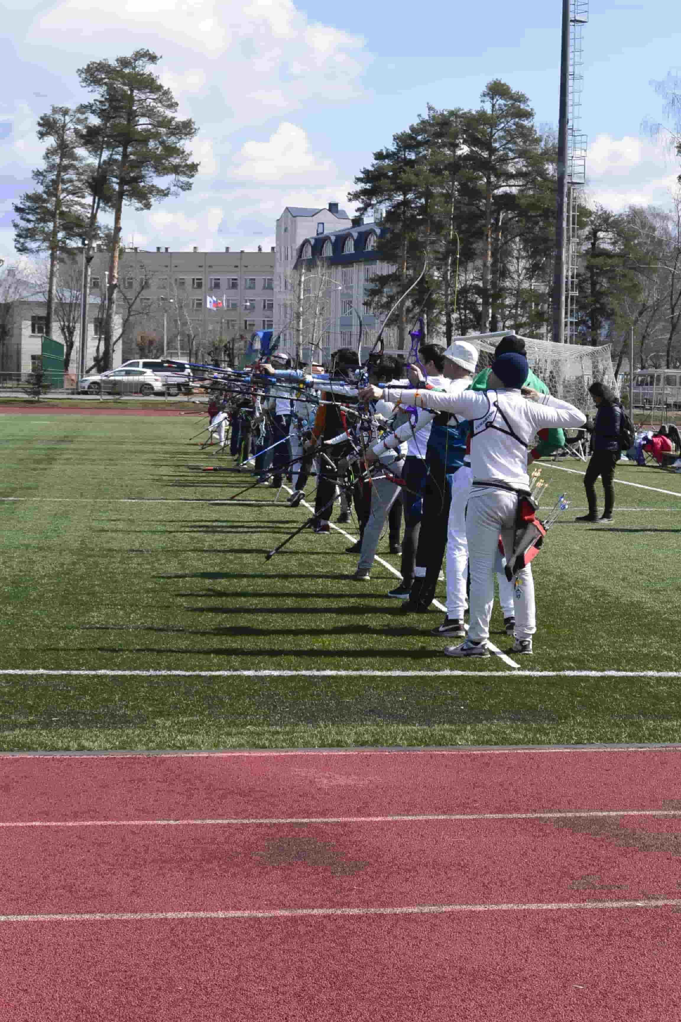 Открытый чемпионат и первенство Республики Татарстан по стрельбе из лука