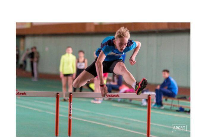 Первенство России среди молодёжи по лёгкой атлетике в помещении