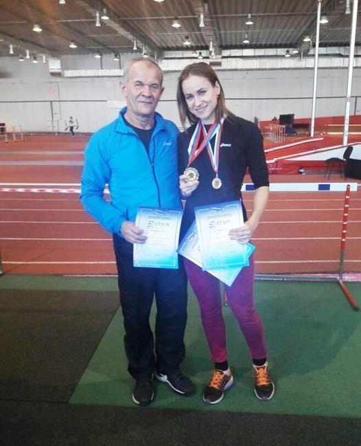 Кубок России по легкоатлетическим многоборьям