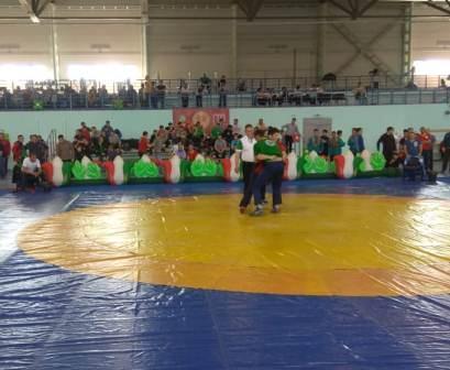 Первенство Республики Татарстан по борьбе корэш среди молодежи